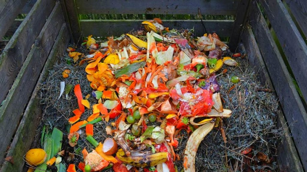 make compost at home